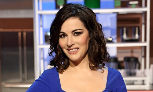 Fans divided over Nigella Lawson's liquorice pudding – would you try it?