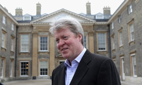 Princess Diana's brother Charles Spencer's grand home leaves fans speechless