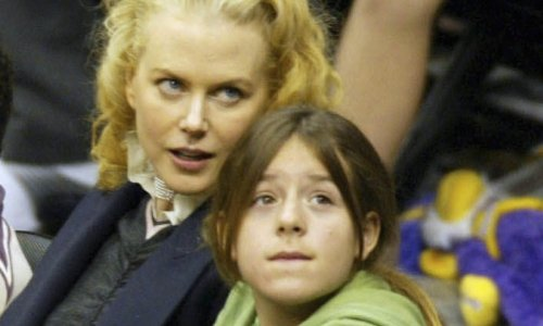 Nicole Kidman and Tom Cruise's daughter stuns fans with unexpected new look