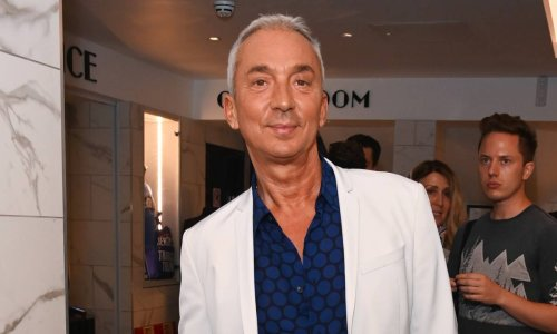 Bruno Tonioli looks 'frightening' in must-see DWTS throwback photo