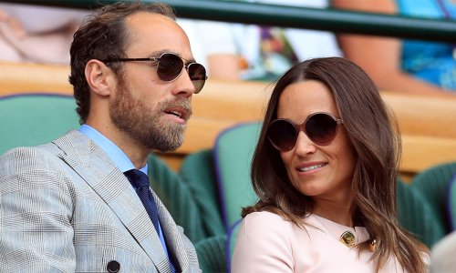 Pippa Middleton's stunning dress she wore to brother James' wedding is unreal
