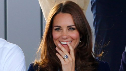 Kate Middleton's power blazer for new interview is a total Zara steal