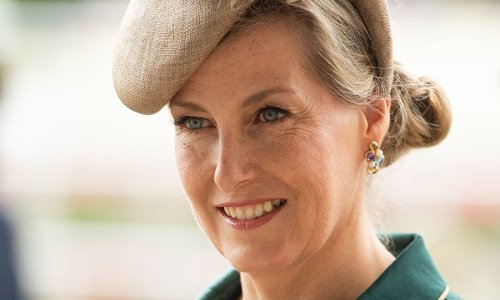The Countess of Wessex steps out to Royal Ascot day three in same hat she wore to Prince William and Kate Middleton's 2011 royal wedding