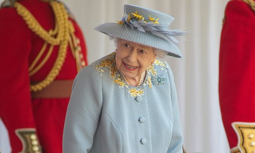The Queen's reaction to birthday flypast is the most heart-warming thing you'll see today