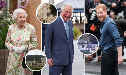 Royal homes' impressive eco features: Prince Charles, the Queen, Prince Harry and more