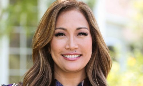 The Talk's Carrie Ann Inaba reflects on healing in robe selfie amid health battle