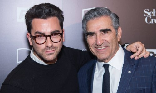 Dan Levy's current living situation is so relatable - and involves his Schitt's Creek family!