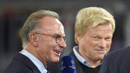 Zäsur beim FC Bayern: Rummenigge übergibt an Kahn