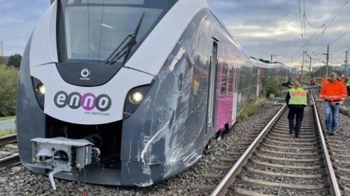Bahnverkehr in Wolfsburg weiter gestört