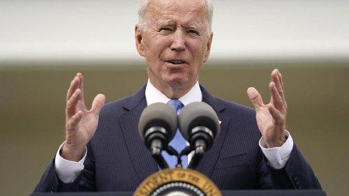 Internet-Plattformen: Biden nimmt Trump-Erlass zurück