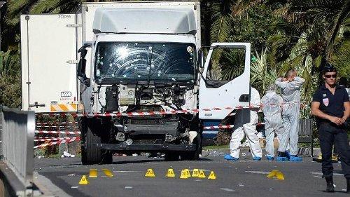 Lkw-Anschlag von Nizza: Terror-Verdächtiger festgenommen