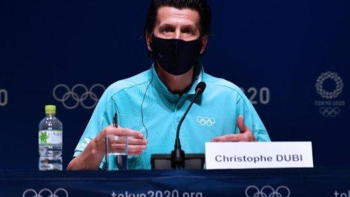 Dritter Athlet im olympischen Dorf positiv auf Corona