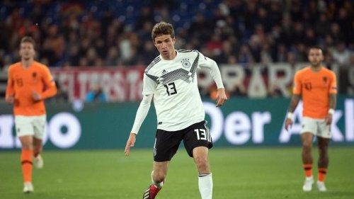 Halstenberg: Müller könnte wichtig fürs DFB-Team sein