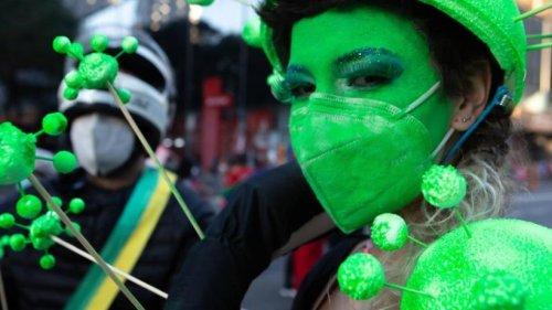 Brasilianer gehen gegen Bolsonaro auf die Straße