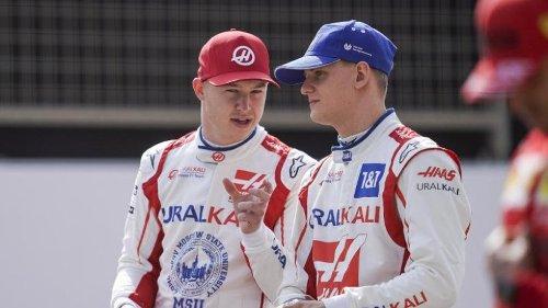 Haas-Piloten: Mick Schumacher und der Problemfall Masepin