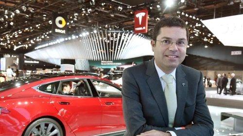 Top-Manager Guillen verlässt Tesla