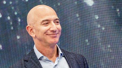 Jeff Bezos verkauft Aktien im Wert von 6,7 Milliarden Dollar