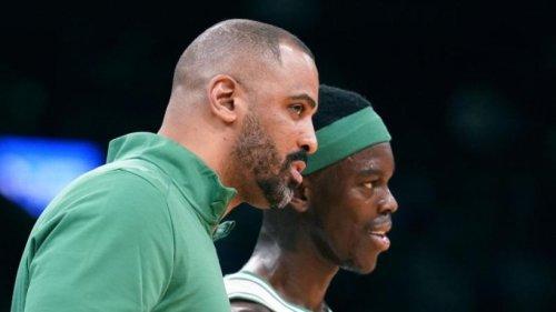 Schröder und das Projekt Eigenwerbung bei den Celtics