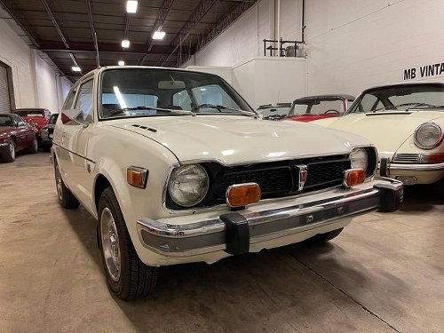 1977 Honda Civic for sale #2480008