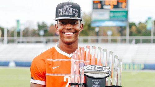 Clemson soccer's Isaiah Reid will soon rep Rock Hill at NCAAs. Why that matters to him