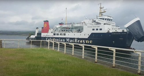 New ferry chaos as two more CalMac vessels breakdown in 24 hours