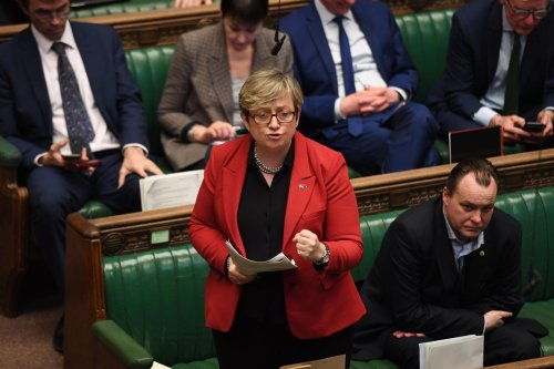 Joanna Cherry hints at career move as she accuses SNP of 'abuse, bullying and smears'