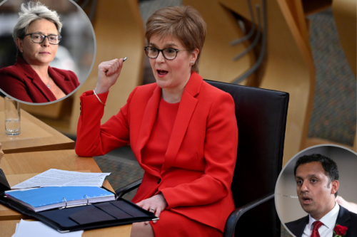 Labour and Tories demand Sturgeon gives statement on drugs deaths