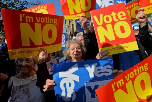 POLL: Indyref seven years on — Should Scotland be an independent country?