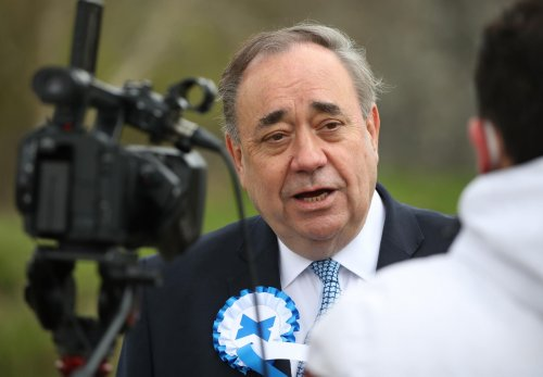 Alex Salmond claims Alba are 'fastest growing' political party in Europe
