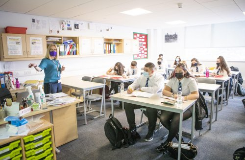 Scotland spends £800 more per pupil than rest of UK, research finds