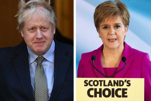Johnson's bid to 'deny democracy' over Indyref2 'unsustainable', SNP claim