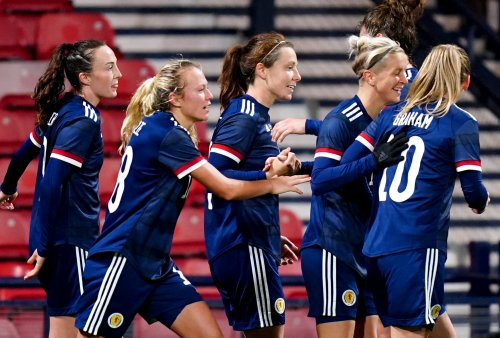 Scotland's target remains play-off despite recent Hampden heroics - Alan Campbell