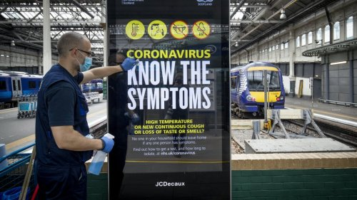 Scotland records 2240 new Covid cases — but no deaths overnight