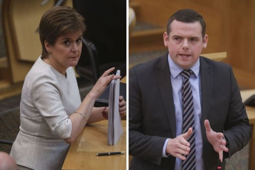 FMQs Recap: Nicola Sturgeon quizzed by Douglas Ross over COP26 preparations