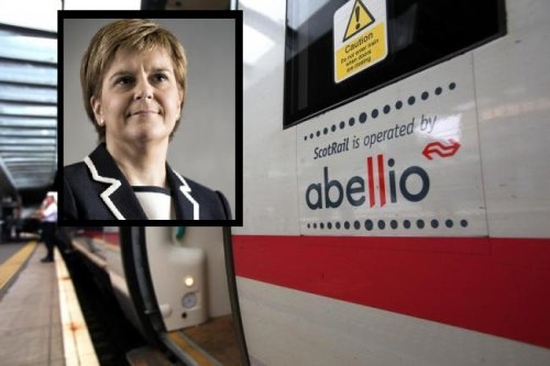 FM urged to intervene to prevent COP26 chaos as Scots rail strike is confirmed as pay talks 'fail'