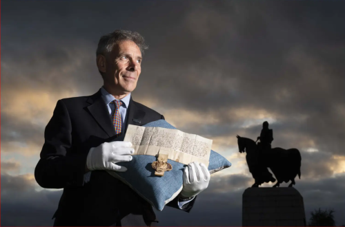 Robert the Bruce document linked to Scottish independence to be auctioned