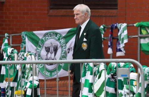 Celtic's Lisbon Lion Bertie Auld suffering from dementia, club confirm