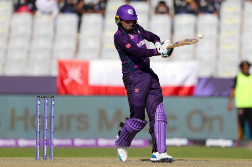T20 World Cup: Calum MacLeod looking forward to facing Afghanistan's spinners