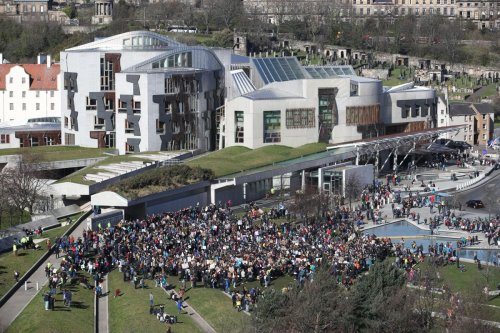 Alba MPs urge SNP to join Commons bid to scrap Holyrood protest change