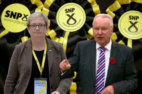 Ex-SNP minister urges staffer hire U-turn after MP 'transphobia' tweets revealed