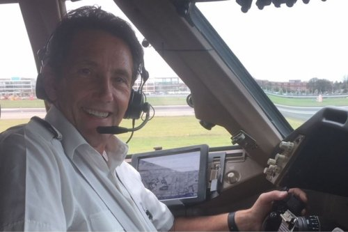 World's most experienced 747 pilot reveals his most hair-raising Scottish flight