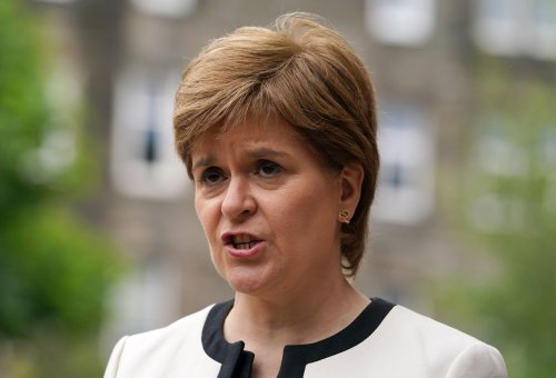 Mark Smith: Nicola Sturgeon – she/her – is on the right side of the pronouns war