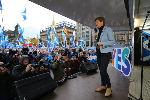 Nationalist supermajority means the centre cannot hold