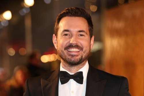 Line of Duty star Martin Compston nominated for top TV award