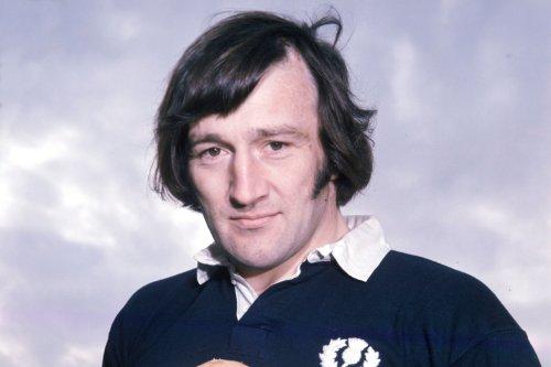 Former Scotland prop Sandy Carmichael passes away aged 77
