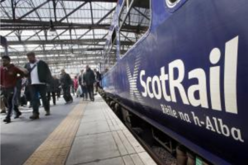 RMT plans ScotRail industrial action to continue 'into the new year'