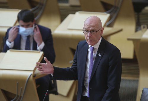 Scots will have to live with Covid even after restrictions end, warns Swinney