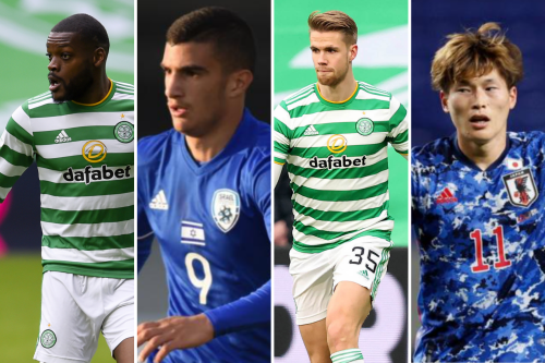 Celtic's Champions League squad revealed as Ajer, Ntcham, Abada Furuhashi miss out