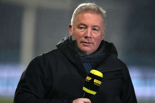 McCoist 'surprised' by Sutton Lennon Ibrox snub as he makes 'freedom of speech' claim