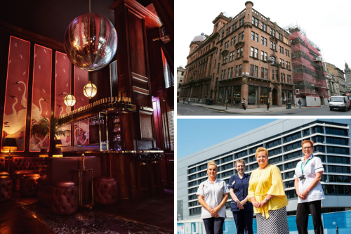 'Ultra-chic' hotel owner buys city centre landmark | New private hospital to open | 'Truly alcohol-free' beer launched